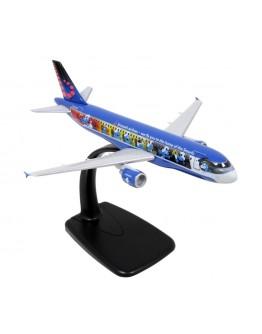 "Airbus A320 Brussels Airlines ""Aerosmurf"" OO-SND"